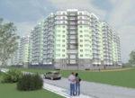 ЖК «Гамма» новый жилой комплекс, включающий три монолитных дома