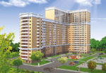 ЖК «Сокол» — новый дом из пяти секций