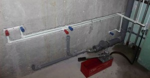 Сколько стоит поменять трубы водопроводные