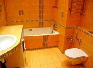 Комплексный ремонт ванны