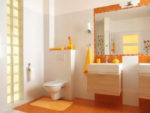 Ванная комната-сам себе дизайнер