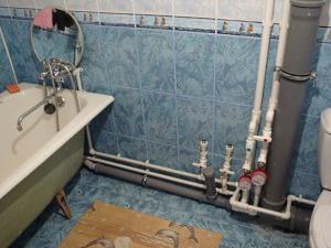Специфика канализации в квартире