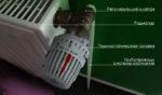Монтаж терморегулятора на радиатор отопления