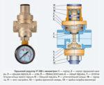 Установка редуктора давления на воду