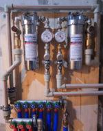 Механические фильтры воды