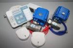 Автономная система защиты от протечек воды