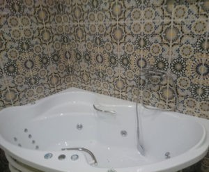 Замена смесителя на ванне