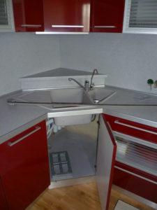 Замена кухонного смесителя качественно