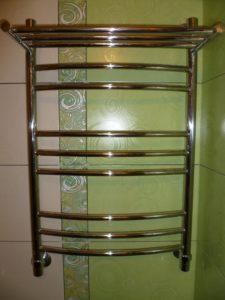 Вызвать сантехника для установки полотенцесушителя