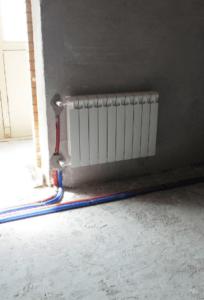 Заменить радиаторы отопления в квартире Спб