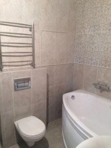 Замена обвязки на ванну в Спб