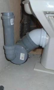 Замена канализации вызвать мастера