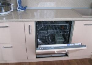 Подключить посудомоечную машину цена
