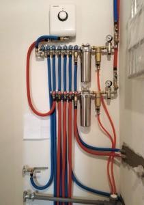 Установить фильтры на воду в Красногвардейском районе Спб