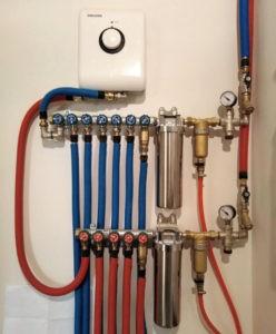 Установить фильтры на воду цена