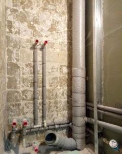 Ремонт водопроводных труб