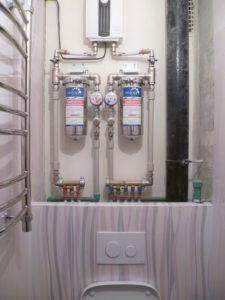 Сантехник по замене водопроводных труб